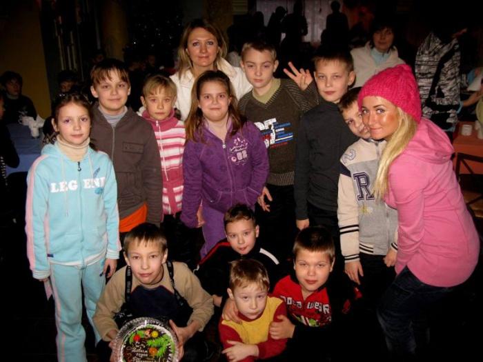 Зимний детский лагерь в Малых Корелах