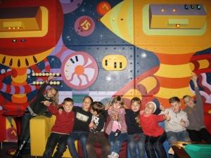 Детский лагерь в Малых Корелах