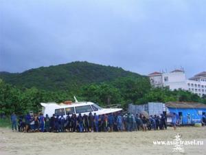 (Осень 2006) Отдых на Хайнане - Дадунхай и Ялунвань - 6